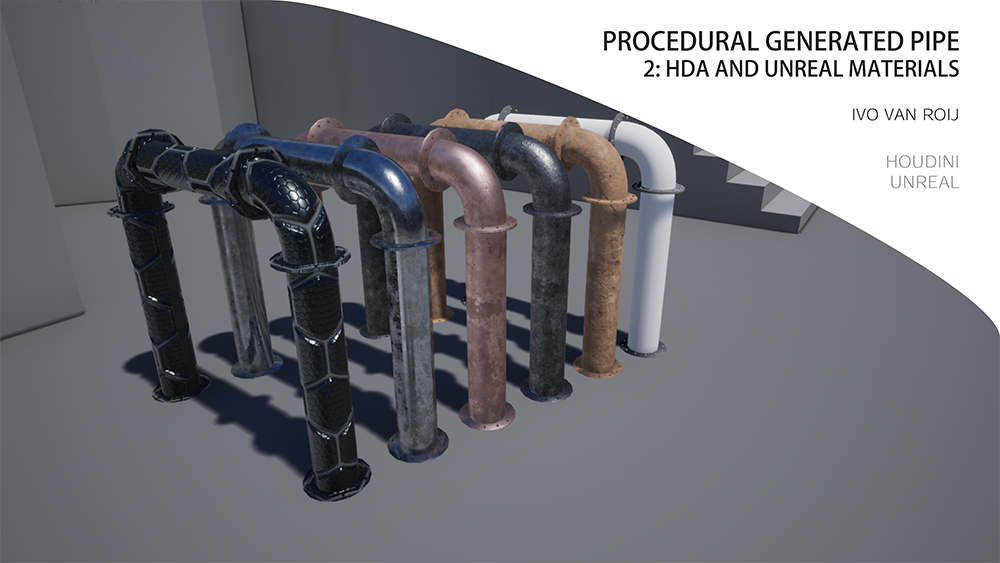 Part 2: HDA and Unreal Materials